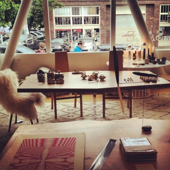 trendy furnishings in seattle, washington.