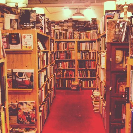 used books in seattle, washington.