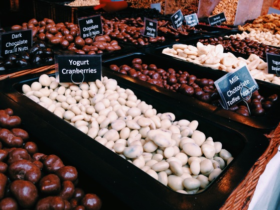 borough market chocolate