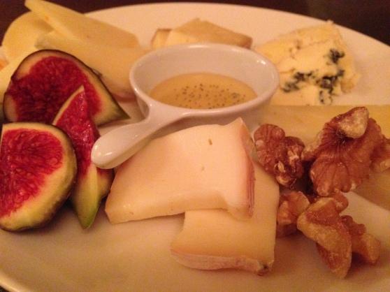 cheese plate barcelona