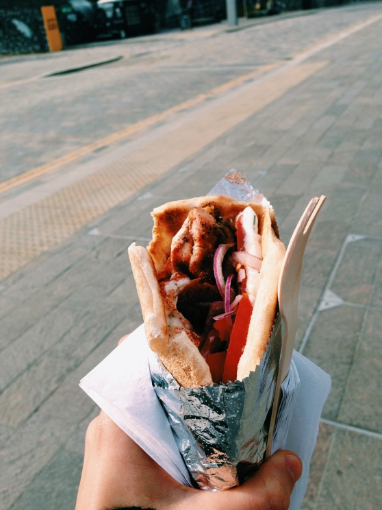 the grilling greek food truck