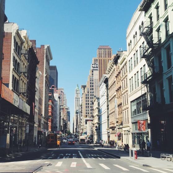 soho streets nyc broadway
